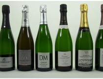 Carton découverte du champagne blanc