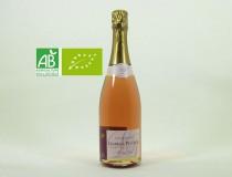 Champagne AOC Lelarge Pugeot Brut Rosé AB (75cl)
