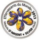 Les effervescents du monde 2013, médaille d'Argent
