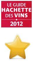 1 étoile Guide hachette 2012